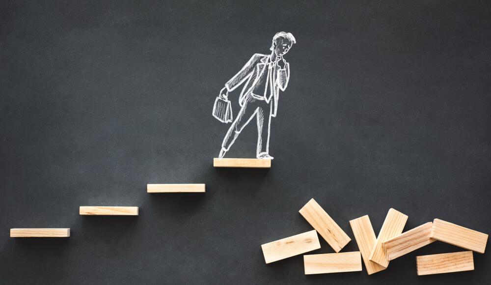 10 стъпки към провала – тайната на НЕуспеха!